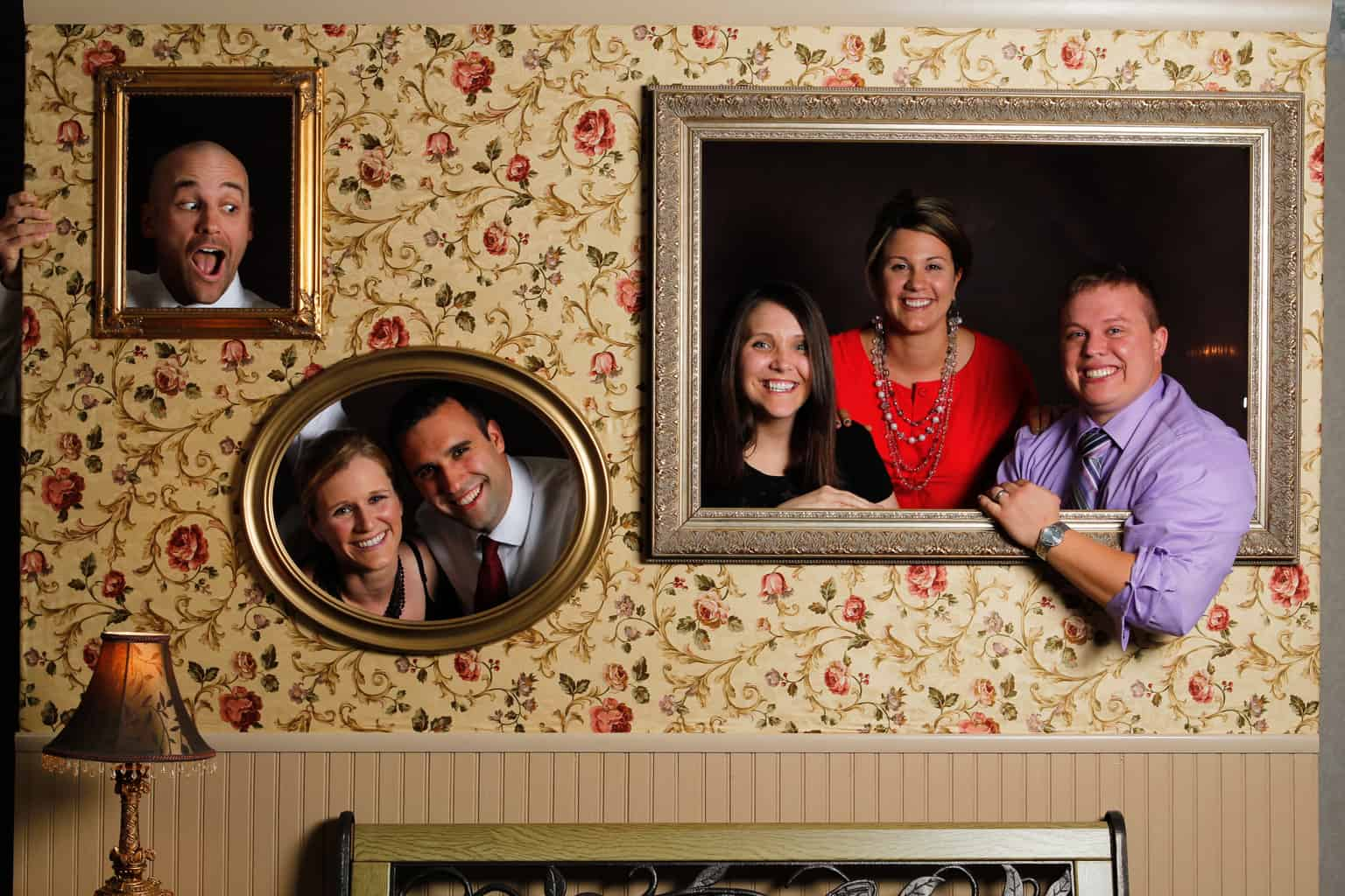 how to create your own photo booth