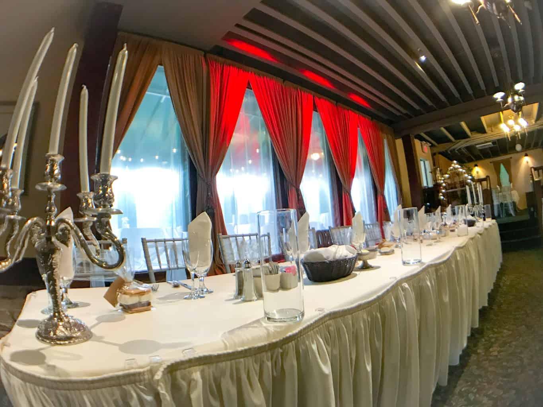 The Larrimore House Plantation Wedding Reception Style Premier