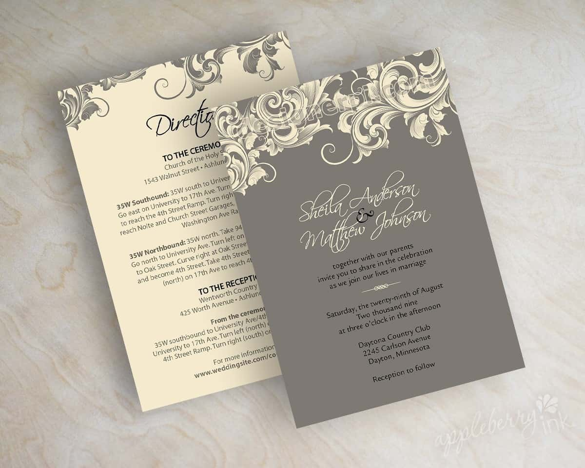 Top wedding invitation tips Premier Entertainment Services LLC