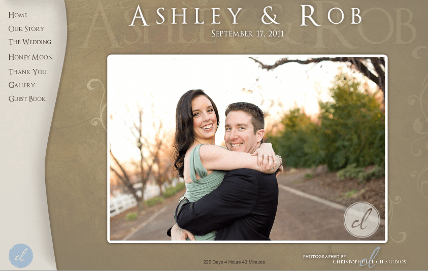 Wedding Website Dos And Donts