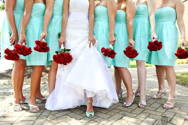guidelines choosing your wedding colors premier entertainment